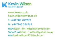 KevinWilson